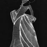 Baletka – paličkovaná krajka (Autorka Jana Kaplanová)