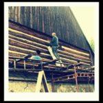 Rekonstrukce roubených staveb