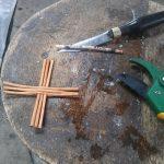 Nástroje k pletení košů
