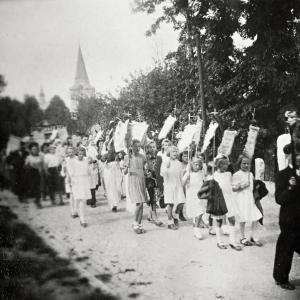 Procesí do Bozkova 1943