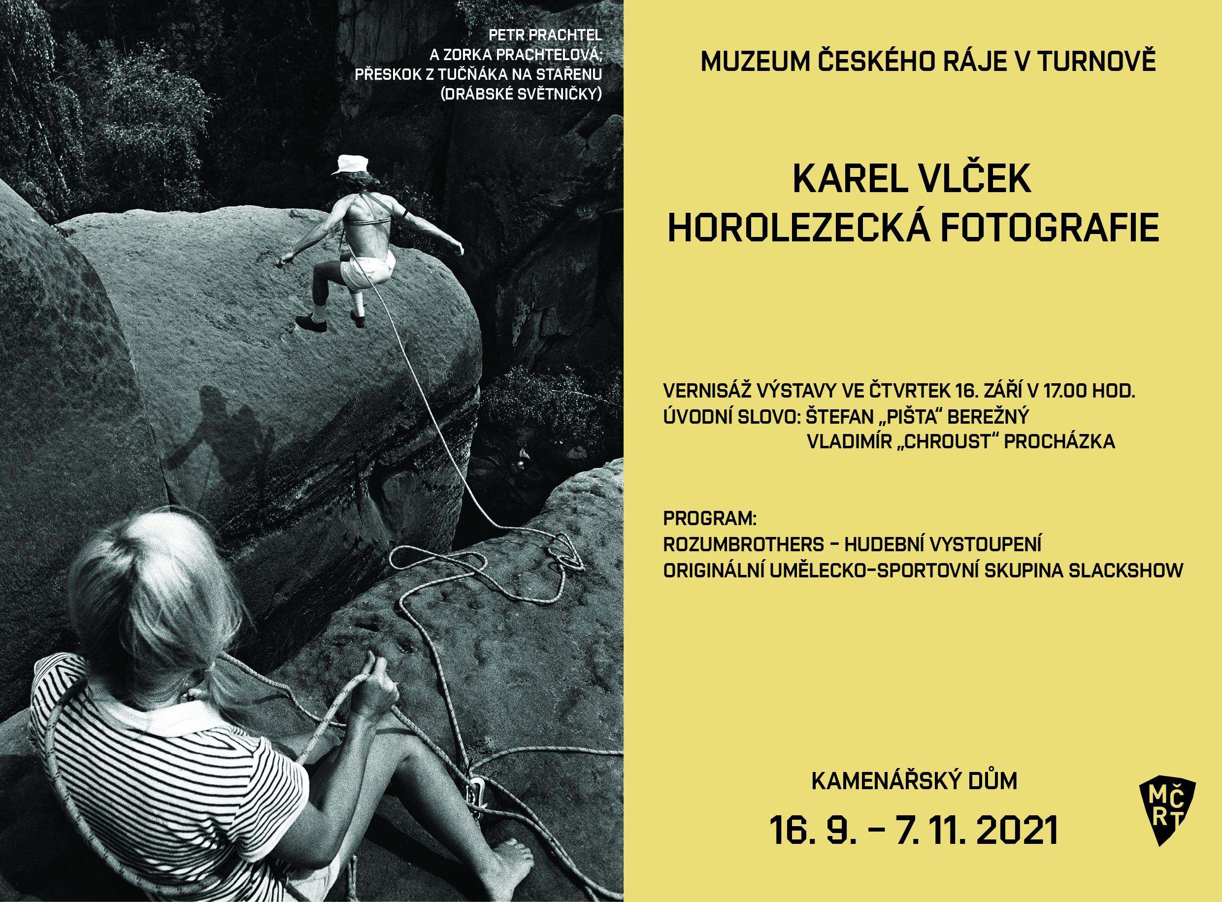 Karel Vlček, Horolezecká fotografie